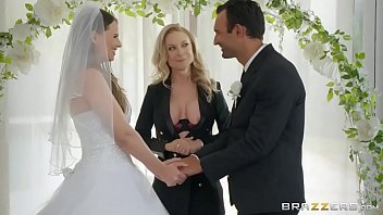 Эротика Свадьба Мамочка